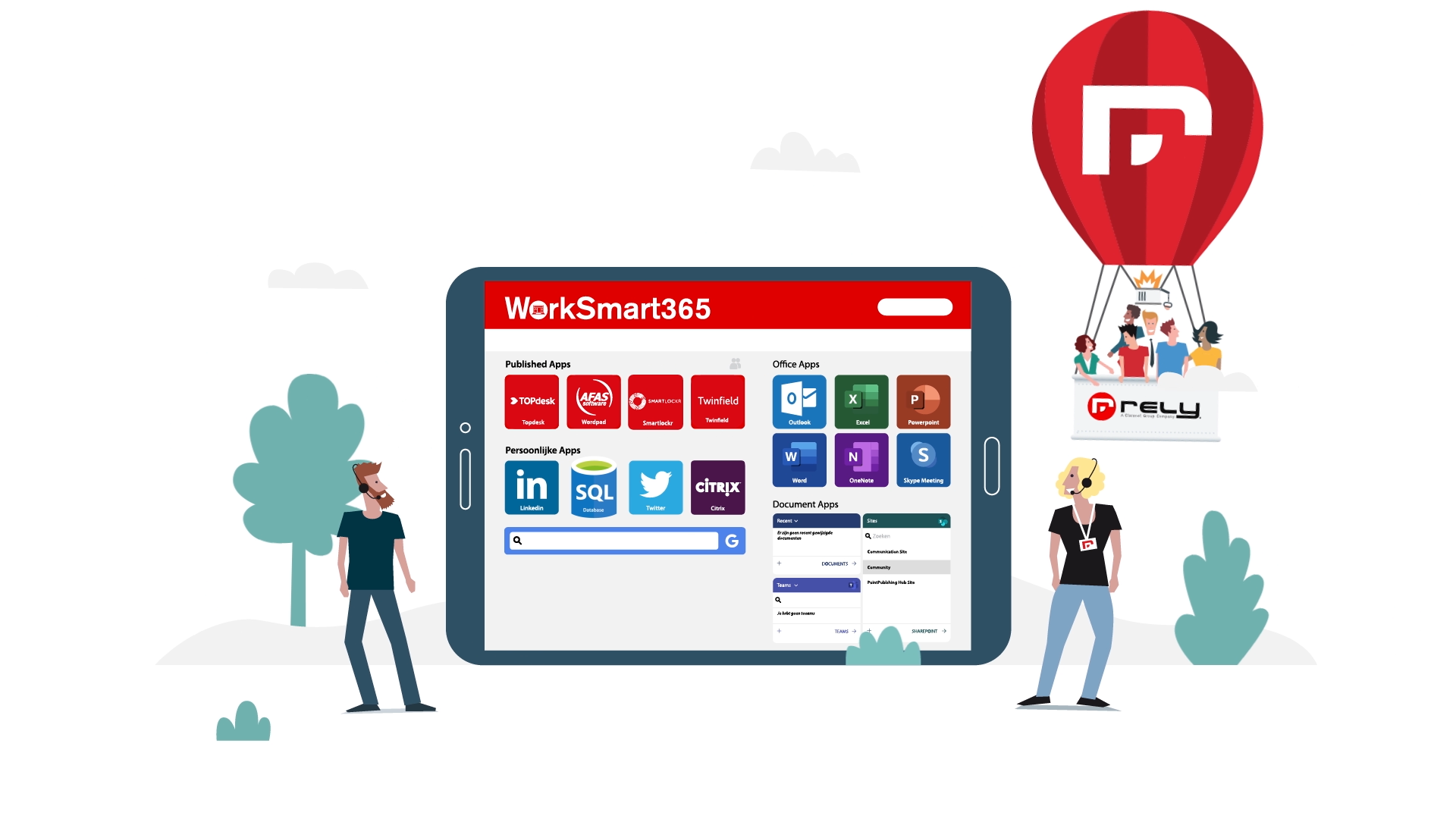 Rely WorkSmart365